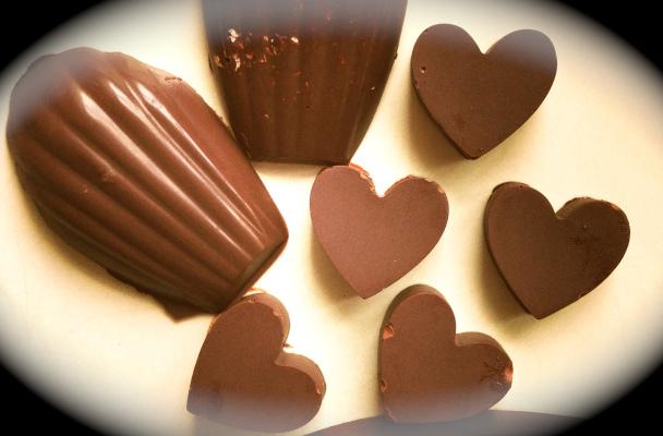 Домашние шоколадки