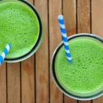 Creamy Greens Smoothie