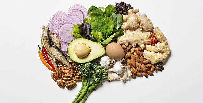 Здоровое питание на мозги