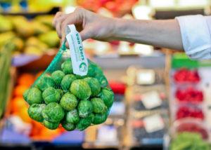 Овощи на испанском рынке