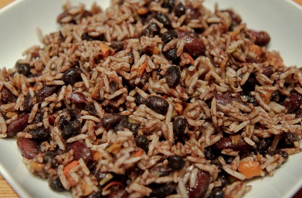 Рис фасолью рецепт с фото