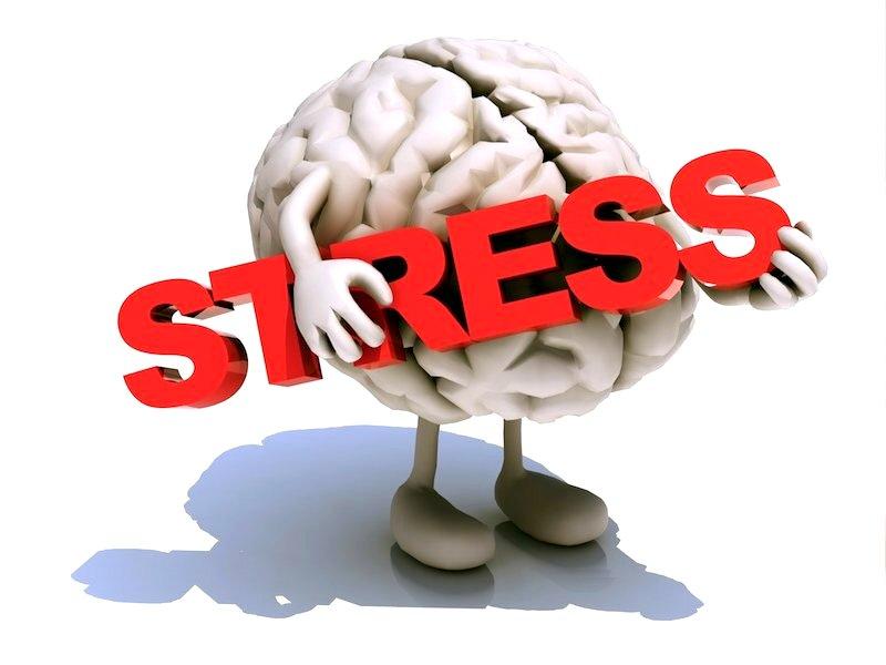 izbavit'sja ot stressa