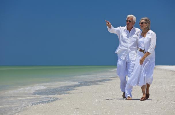 Счастливые старики