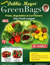 Пример пакетов для хранения овощей