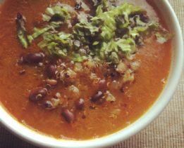 Суп из киноа