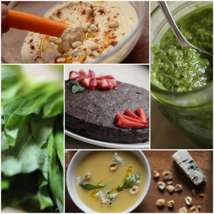 Фотографии блюд