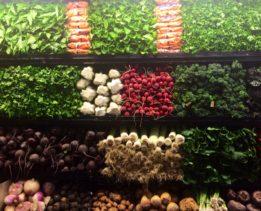 Фотография овощей