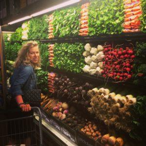 Юлия Корнева. Овощной рынок
