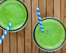 Creamy Greens Smoothie