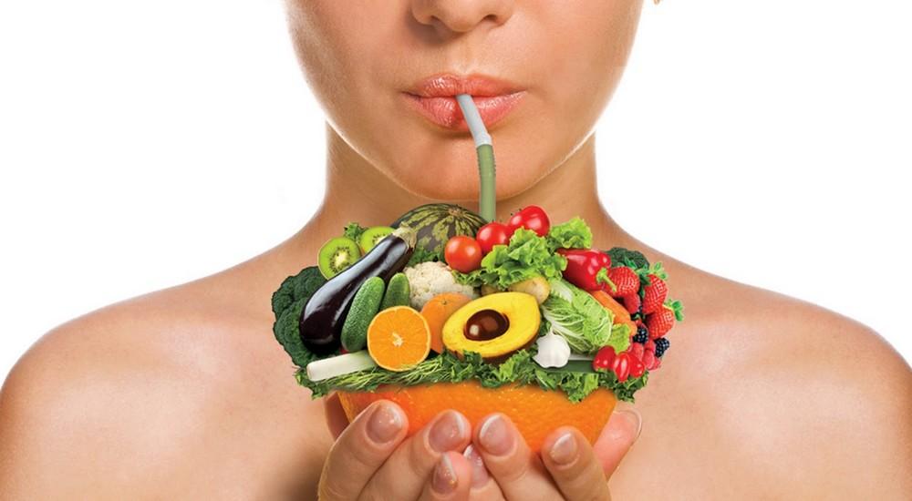 какие продукты помогут убрать живот