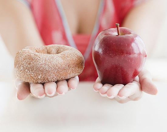Сахар в фруктах и овощах